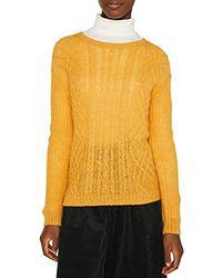 Esprit Pullover - Gelb