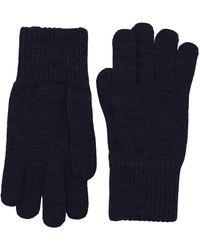 Wrangler Basic Gloves - Blue