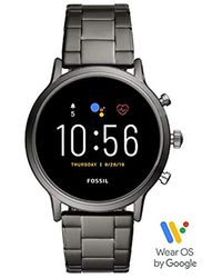 Fossil Smart Watch Touchscreen Gen.5 Orologio Uomo - Grigio
