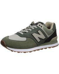 New Balance 574 V2 Military Sneaker - Green