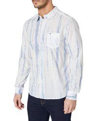 Wrangler Pocket Shirt Camicia - Bianco