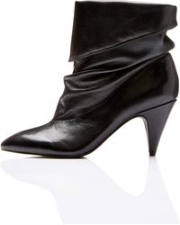 FIND - Slouch Botines Mujer - Lyst