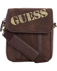 Guess Crossbody - Marron
