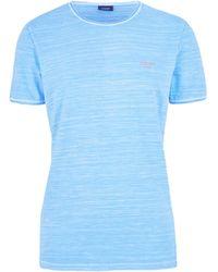 Joop! T-shirt Hakim con stampa sul retro Blu XXXL