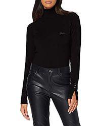 Guess Ls TN Rita Sweater Pull - Noir
