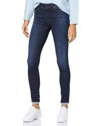 Replay New Luz Skinny Jeans - Blue