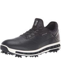 Ecco - Cool 18 Gore-tex Golf Shoe - Lyst