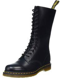 Dr. Martens 1914Z DMC SM-B -Erwachsene Combat Boots - Schwarz