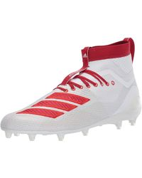 adidas Adizero 8.0 Sk Football Shoe - Red