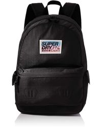 Superdry Cuba Montana Bag - Black