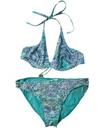 Esprit - Orient Beach Bikini - Lyst