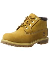 Timberland - Nellie Leather And Suede Non-waterproof Chukka - Lyst