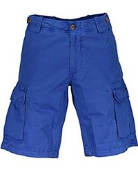 GANT 1701.021436 Short Trousers - Blue