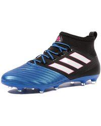 adidas Sportschuhe Ace 17.2 Primemesh FG Fußballschuhe Nocken schwarz blau BB4325 blau 253063