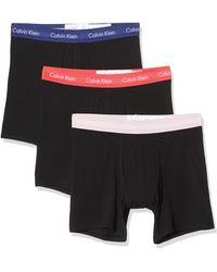 Calvin Klein - Boxer Brief 3pk Bikini - Lyst