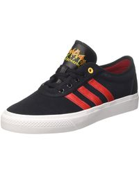adidas Adiease, Chaussures de Skateboard - Noir