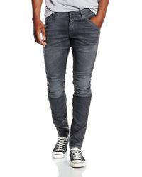 G-Star RAW 5620 Elwood 3D Skinny Jeans - Blu
