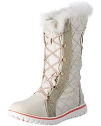 Sorel Out N About Leather Snow Boot - Multicolor