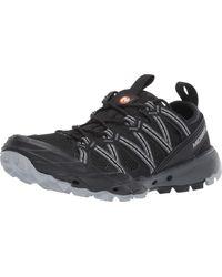 Merrell Choprock Trekking And Hiking Footwear - Black
