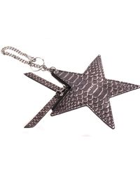 "DIESEL Zipper"" Starr - Keyring - Metallic"