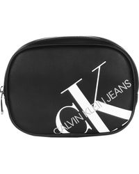 Calvin Klein Round Waistbag Black - Noir