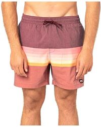 Rip Curl Layered Boardshort 2021 Washed Red