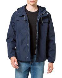 Burton Short Smart Parka Jacket - Blue