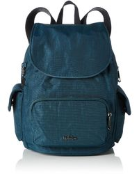 Kipling City Pack S - Bleu