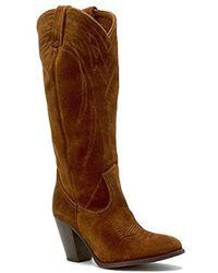 Frye - Ilana Pull On Western Boot - Lyst