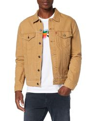 Levi's The Jacket Veste en Jean - Neutre
