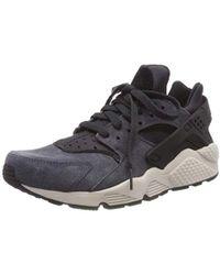 buy online 183f7 0f4c3 Air Huarache Run Prm Gymnastics Shoes - Black