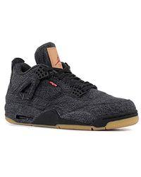 9d2fb4bc4861c Air Jordan 4 Retro Levis Nrg 'levi's' - Black
