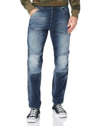 G-Star RAW Jeans 5620 3D Original Relaxed Tapered - Blau