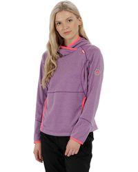 Regatta Montem Iii Women's Hooded Fleece - M Purple