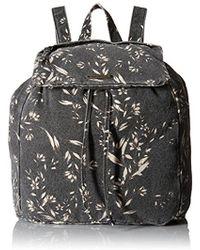 O'neill Sportswear Mini Starboard Backpack - Black