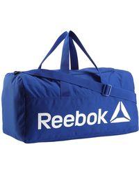 Reebok Sporttasche Active Core Medium Grip Cobalt One Size - Blau
