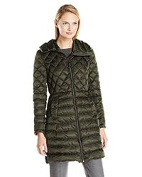 Vince Camuto - Lightweight Down Coat - Lyst