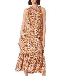 True Religion Sleeveless Dress - Brown