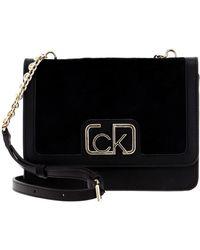 Calvin Klein Crossbody Bag - Noir