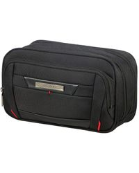 Samsonite Dlx5 Cosmetic Cases - Horizontal Toiletry - Black