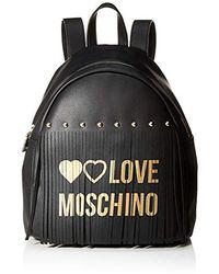 Love Moschino Moschino Love JC4103PP Zaino Donna - Nero