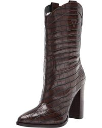 Guess Marney2 Fashion Boot - Brown