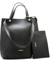 Furla MUSA WB00068-MSD000-O6000 Sac en cuir noir pour femme