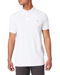 Springfield - Polo BÁSIC Slim ORGÁNICO Camiseta - Lyst