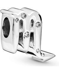 PANDORA Mujer plata Abalorios 798430C01 - Metálico