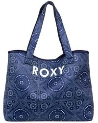 Roxy Schultertasche »All Things« - Blau