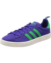 adidas Campus, Chaussures de Fitness garçon - Violet