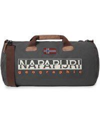 Napapijri Bering El Travel Bag 60 Cm - Black