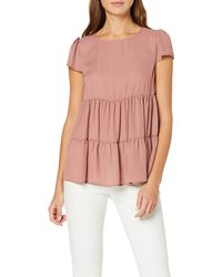 Dorothy Perkins B:ss Rose Smock Top T-shirt - Multicolour