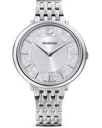 Swarovski Reloj Crystalline Chic - Metálico